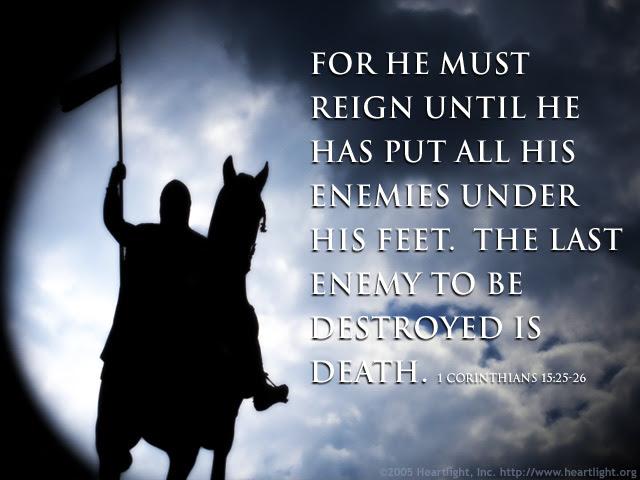 1 Corinthians 15:25-26 (80 kb)