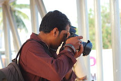 Luckily Photo Bloggers Dont Always Shoot With Cameras by firoze shakir photographerno1