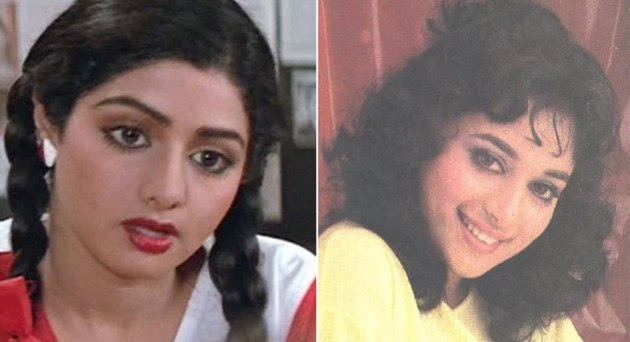 Most popular Hindi movie actresses since the 1980s