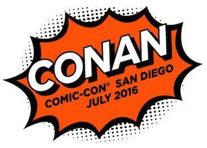 Conan Comic-Con