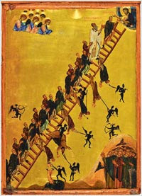 Άγιος Ιωάννης ο Σιναΐτης (της Κλίμακος β')