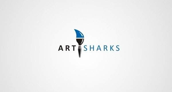 ¿Una brocha o una aleta de tiburón?