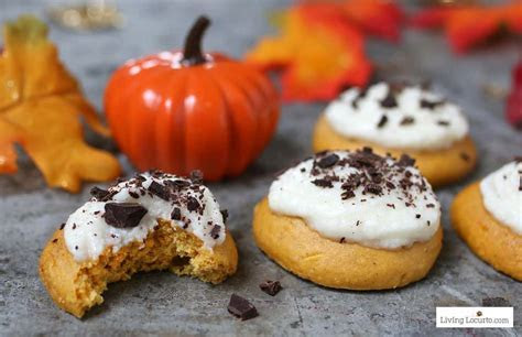 Pumpkin Cookies   Easy Cake Mix Cookies Recipe
