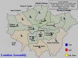 Forecast for London (Liberal Democrat Vs Green Percentages)