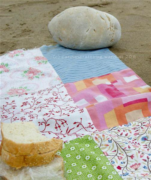 Picnic on the beach