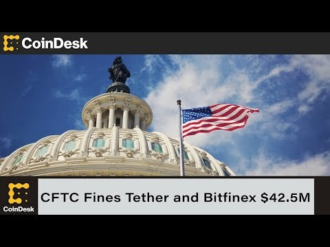 CFTC Fines Tether and Bitfinex $42.5M for 'Untrue or Misleading' Claims | Blockchained.news Crypto News LIVE Media