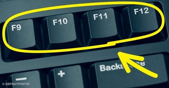 Saiba para que servem as teclas F1, F2, F3...