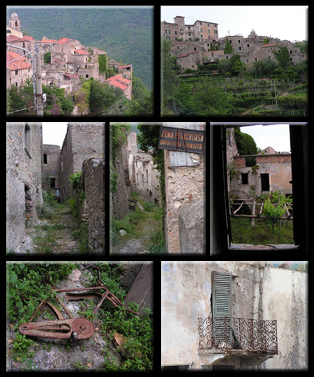 Abandoned Village in Italy