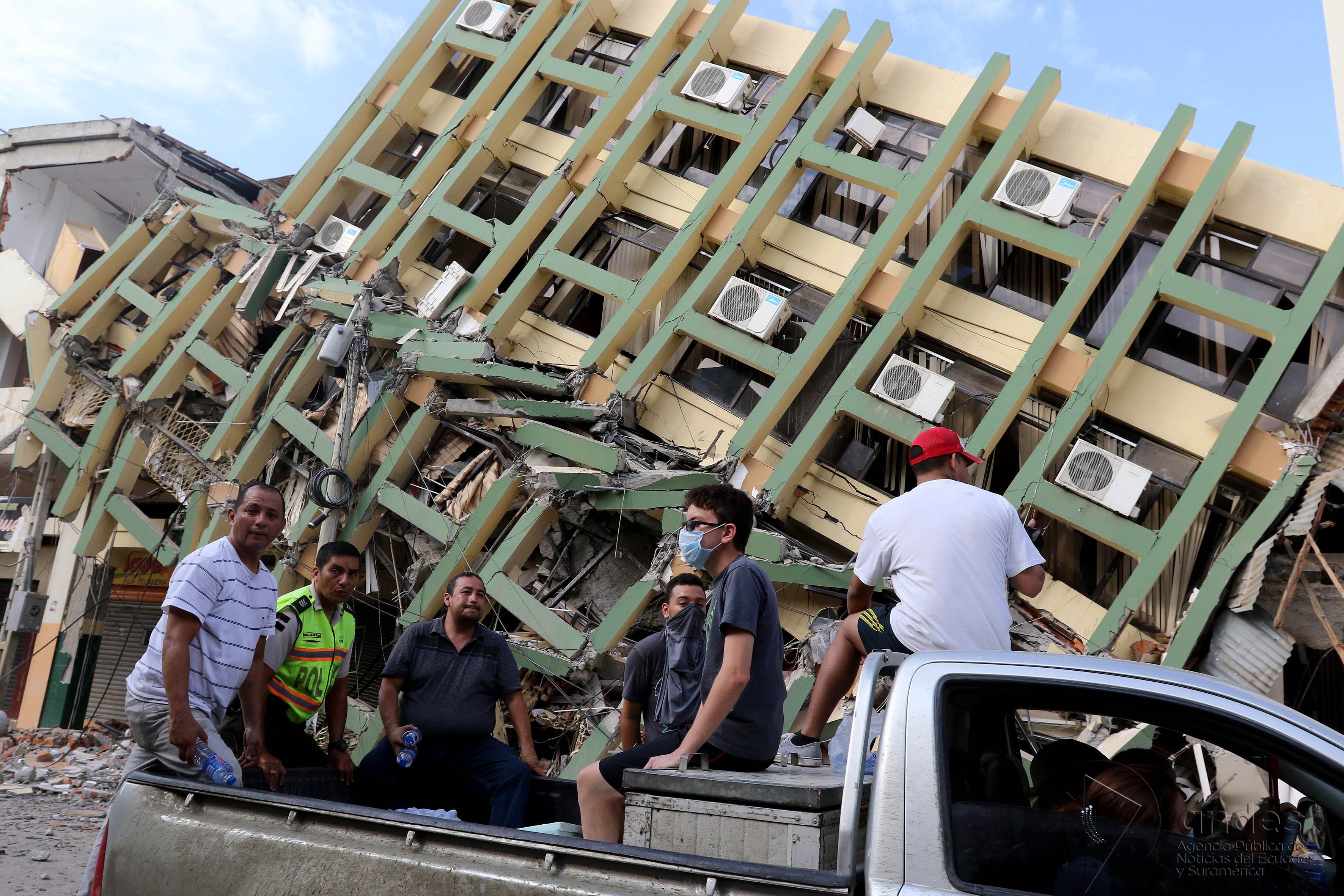 Terremoto De Ecuador De 2016 Wikiwand