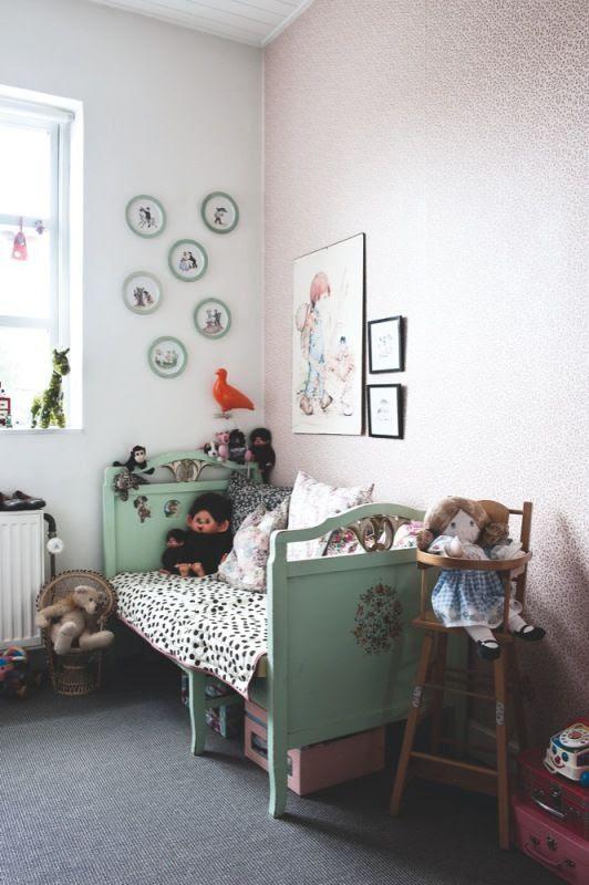 The home of Danish interior stylist Camilla Tange Peylecke