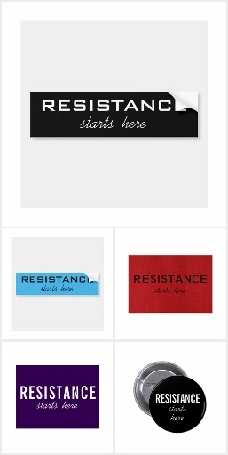 Resistance Starts Here
