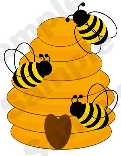 Cartoon Honey Bee Hive Cartoon On Net