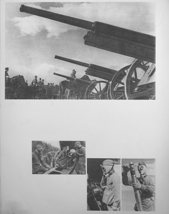 The Red Army in 1936, photo 26