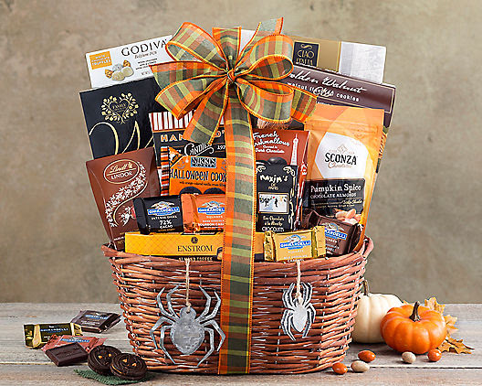 Halloween Gift Baskets For Adults And Kids At Wine Country Gift Baskets