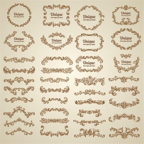 Decorative border vector free vector download (23,109 Free