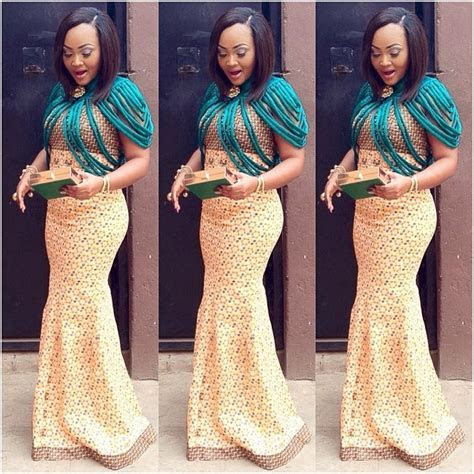 Style: Mercy Aigbe Looks Stunning in Beautiful Outfit