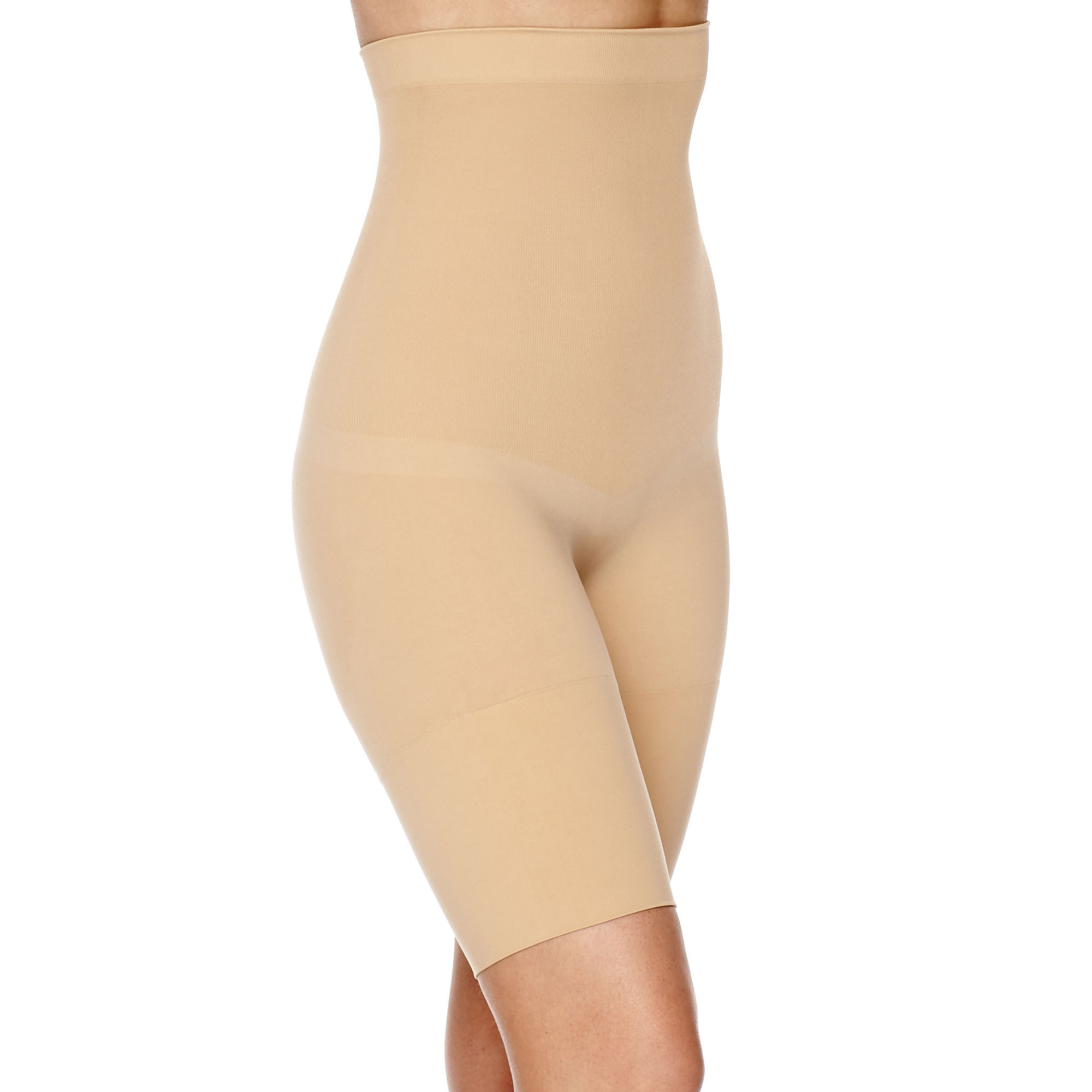 Ambrielle Seamless High-Waist Thigh Slimmer
