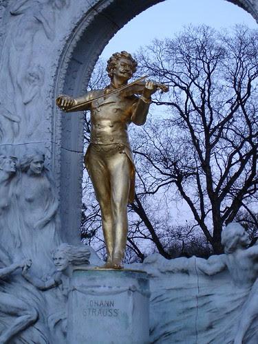 Strauss, Vienna
