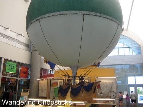 2 Anderson-Abruzzo Albuquerque International Balloon Museum - Albuquerque - New Mexico 18