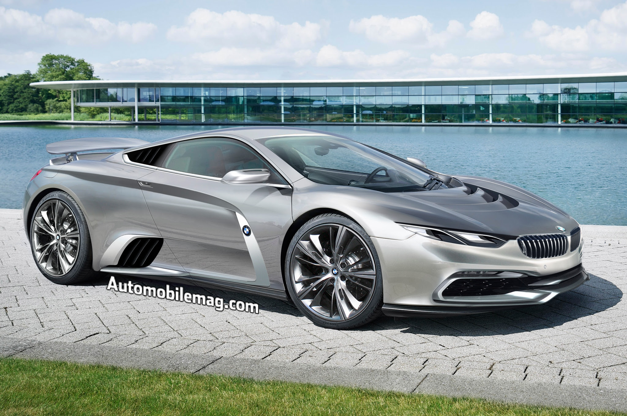 A BMW and McLaren Supercar? Maybe. BMW and Lexus? Humbug.