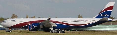 Arik Air A340-500