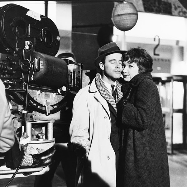 The Apartment is quite frankly a masterfully shot picture based on exquisite writing, a film whose value hasn't diminished one single bit in over a half of a century, a film which continues to hold a special place in our hearts and minds. Billy Wilder was certainly one of a kind. Follow @LaFamiliaFilm