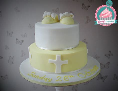 Christening Cakes   Manchester   Candy's Cupcakes