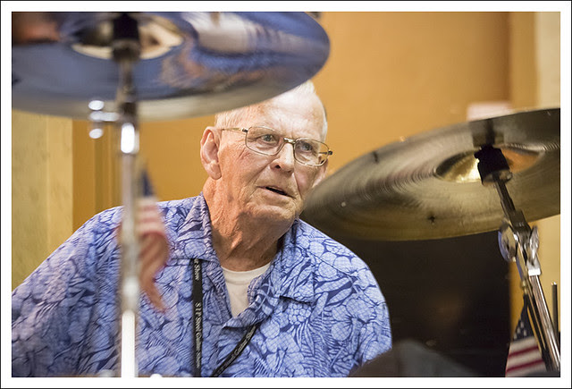 An Old Drummer