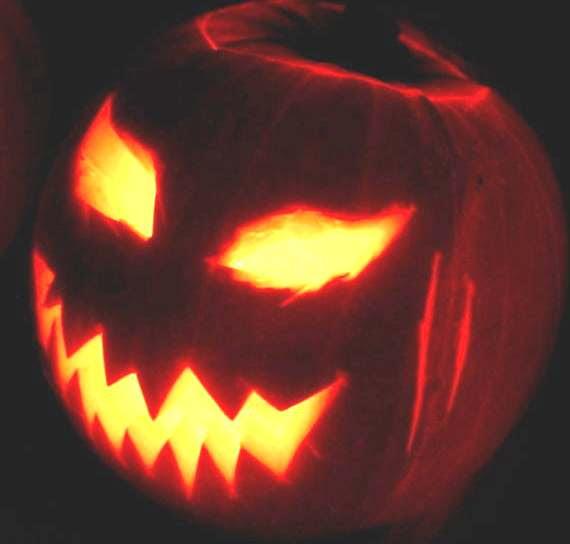 Halloween Jack O pumkin lantern