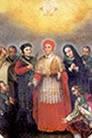 40 Mártires de Inglaterra y Gales, Santos