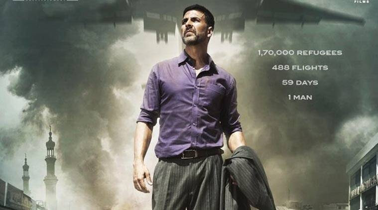 airlift, Airlift movie review, Airlift review, Airlift akshay kumar, AkshaY Kumar airlift, Nimrat Kaur, Airlift movie review