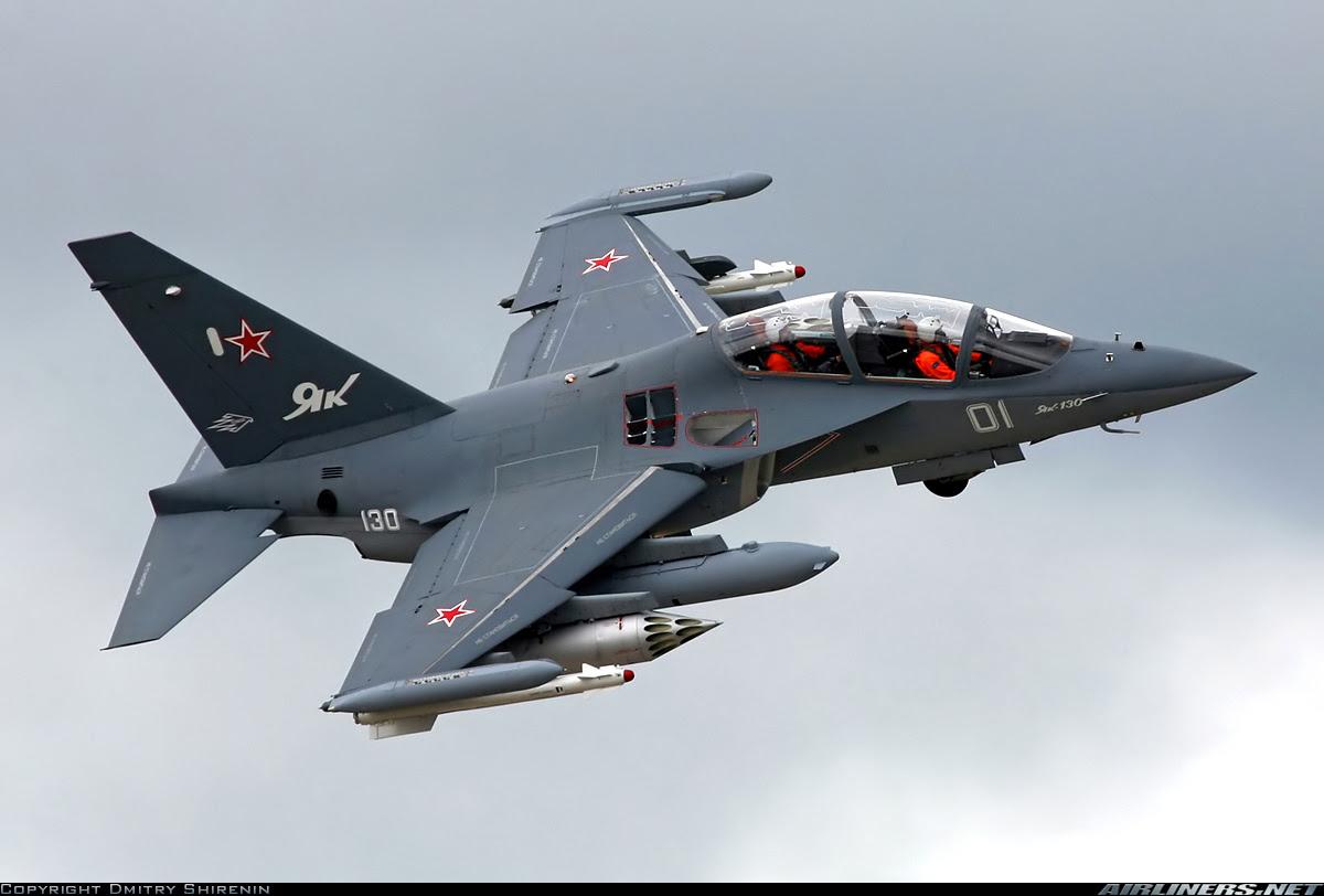 Resultado de imagen para Yak-130