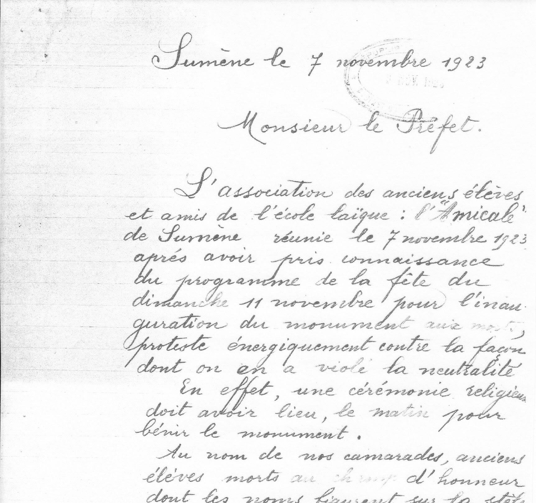 Sample Cover Letter: Exemple De Lettre De Amicale