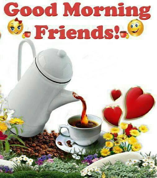 Pouring Tea Good Morning Friends Pictures Photos And Images For