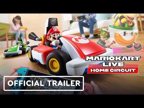 Mario Kart Live: Home Circuit - Official Trailer | Nintendo Direct