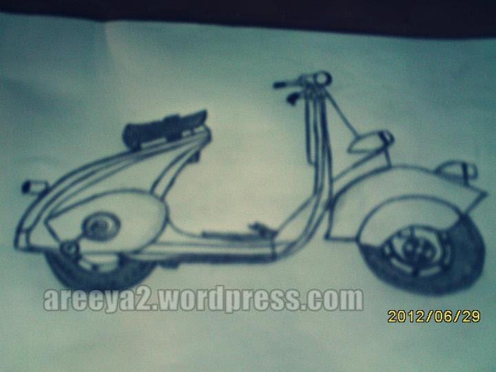 Gambar Motor Balap Cross