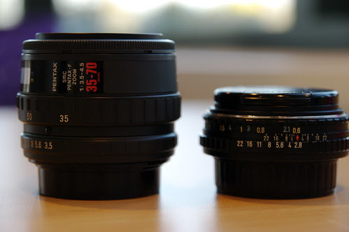 Pentax M 40mm f/2.8