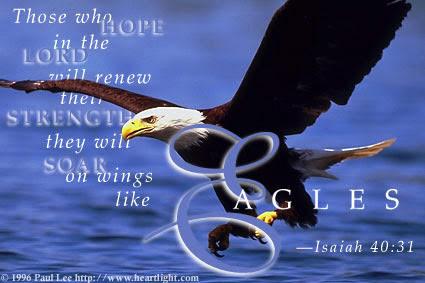 以賽亞書40:31(30 KB)