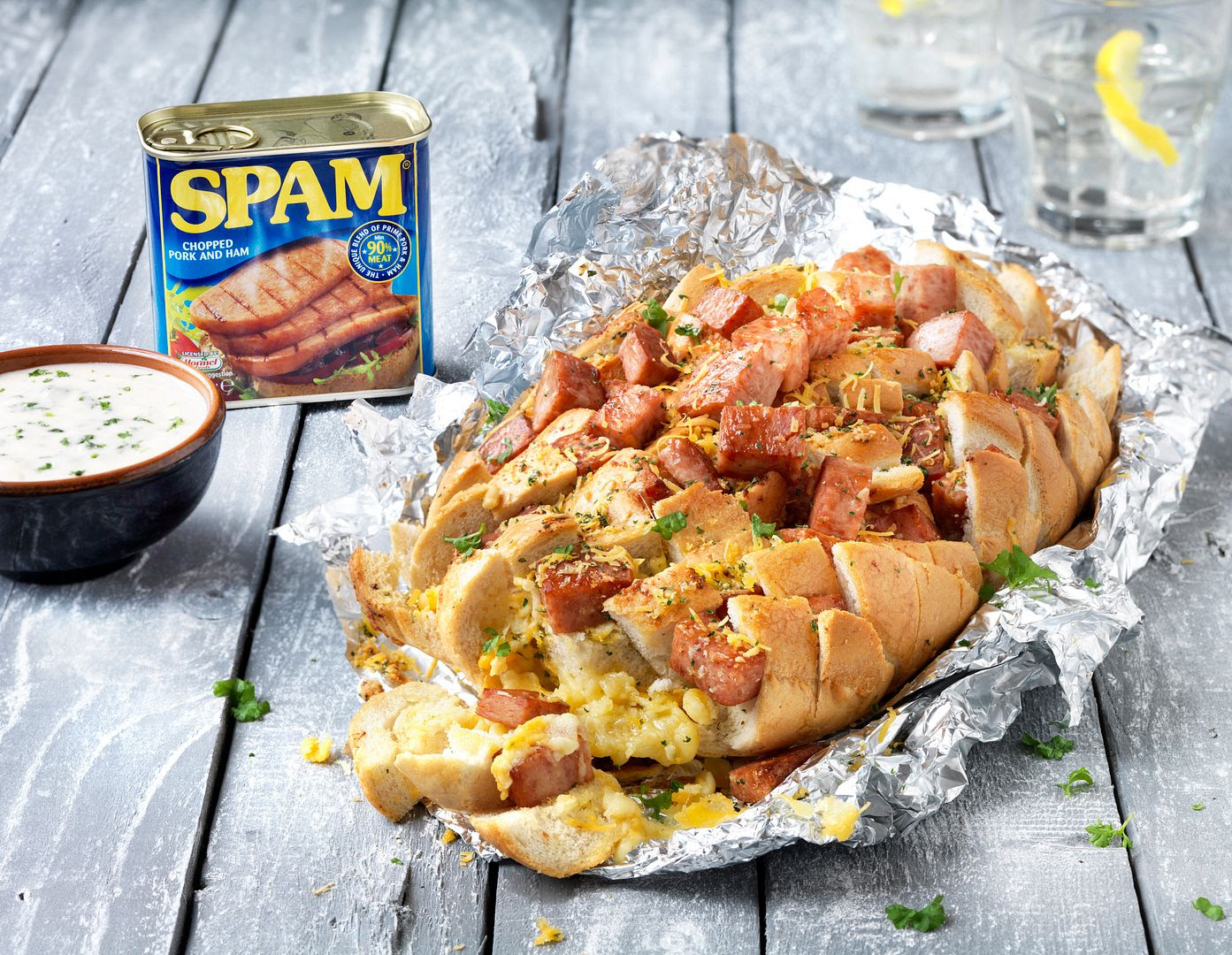 photo SPAM Ranch and Cheese pull-apart loaf  tin_zps42bxvgcz.jpg