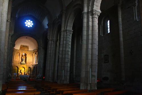 Colexiata de Sar, Santiago de Compostela, Spain