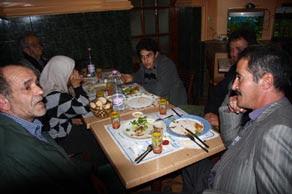 Dernier repas au Dar Dief