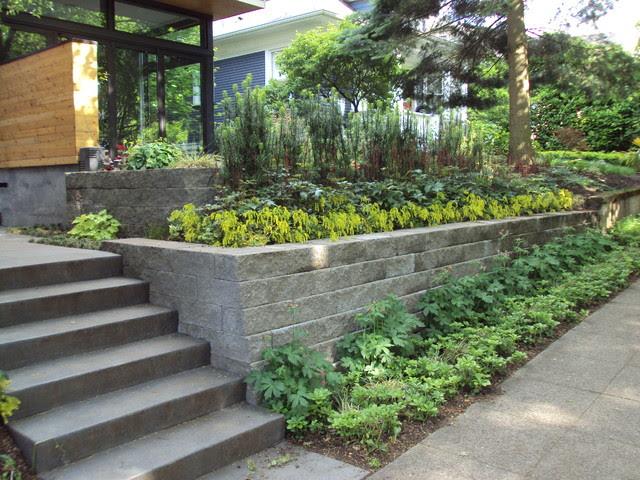 Noland Landscape Design - Modern - Landscape - seattle - by Noland ...
