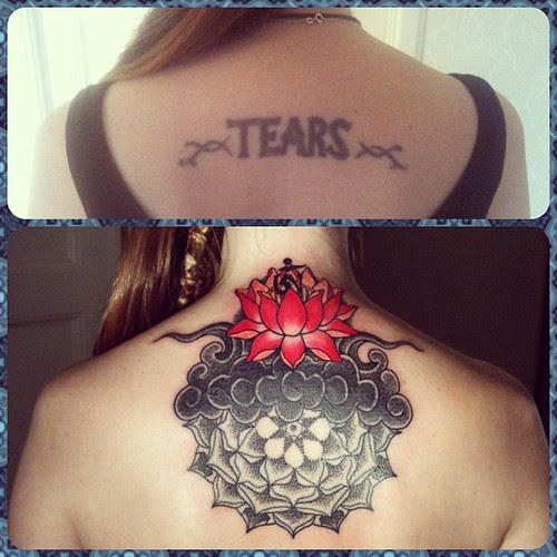 Mandala And Lotus Flower Cover Up Tattoos Tatuajes Sweden