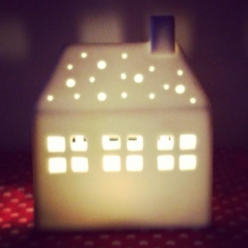 I recreate a home wherever I go by la casa a pois