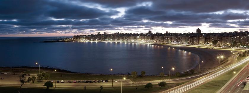 Resultado de imagen para La rambla. Montevideo