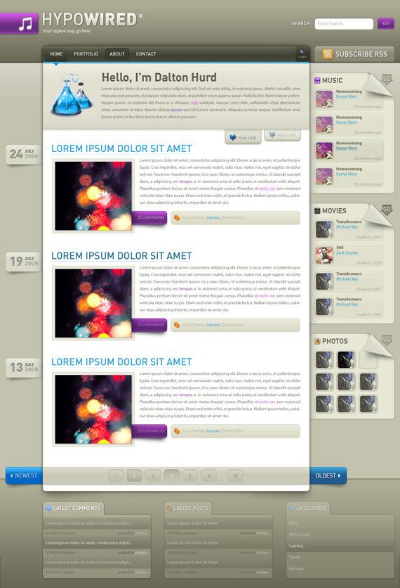 Hypowired-inspiration-wordpress-blog-designs
