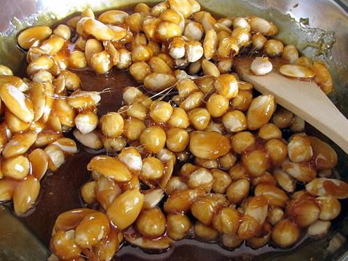 Almond and Hazelnut Praline