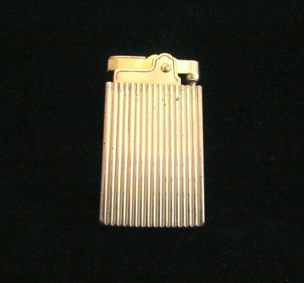 1950's Gold Musical Cigarette Working Lighter Vintage ...
