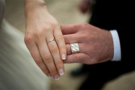 Lego Wedding Ring   thekevinchen