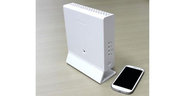 NTT DoCoMo readies first dualmode 3G and LTE femtocell for December